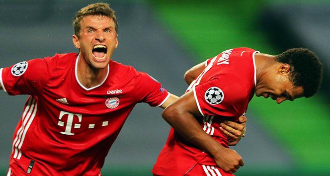 Bayern Münih, Şampiyonlar Ligi finalinde