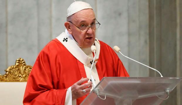 Papa'dan çarpıcı Doğu Akdeniz açıklaması! Türkiye'den Papa'nın sözlerine destek