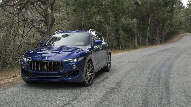 Yeni bir Maserati Levante mi geliyor?
