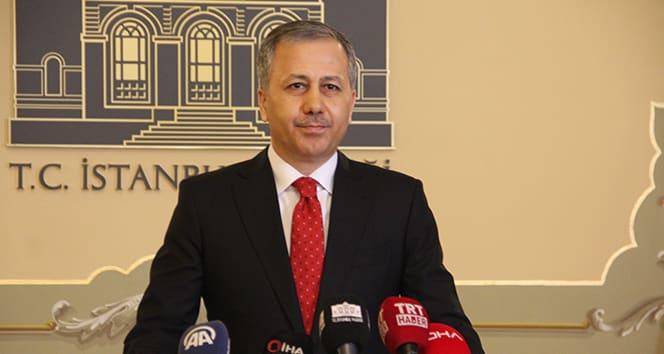 İstanbul Valisi Yerlikaya'dan 'Adli Yıl' mesajı