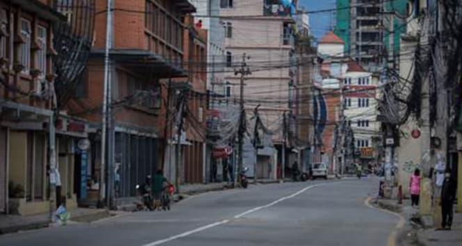 Nepal'de Covid-19 vaka sayısı 40 bini aştı