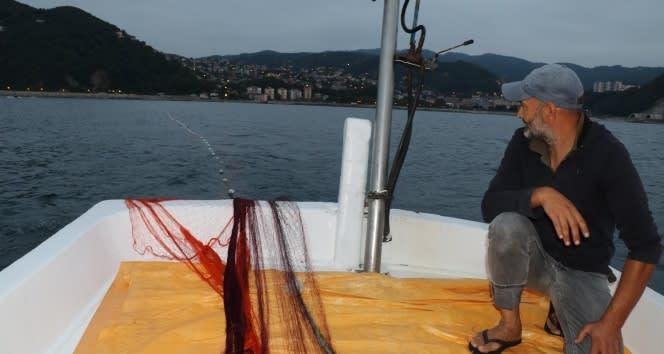 Karadenizli balıkçıların palamut yolculuğu