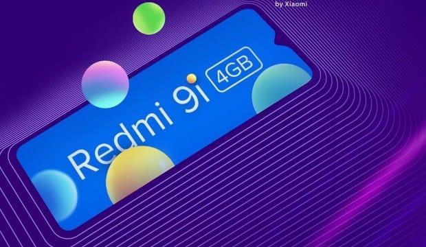Xiaomi'den bütçe dostu model: Redmi 9i