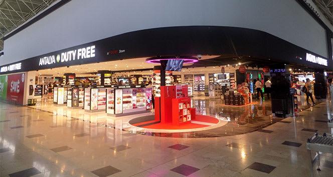 İstanbul Sabiha Gökçen Uluslararası Havalimanı'nın Duty Free işletmesi Dufry'nin