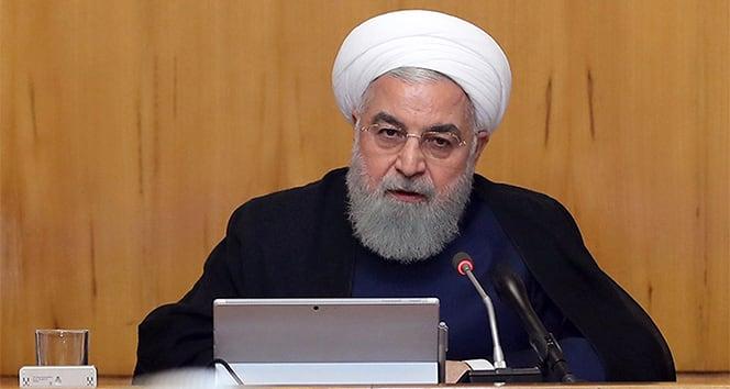 İran Cumhurbaşkanı Ruhani: 'İsrail ile normalleşenler sonuçlarına katlanır'