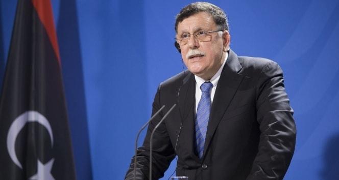 Libya Başbakanı Serrac: