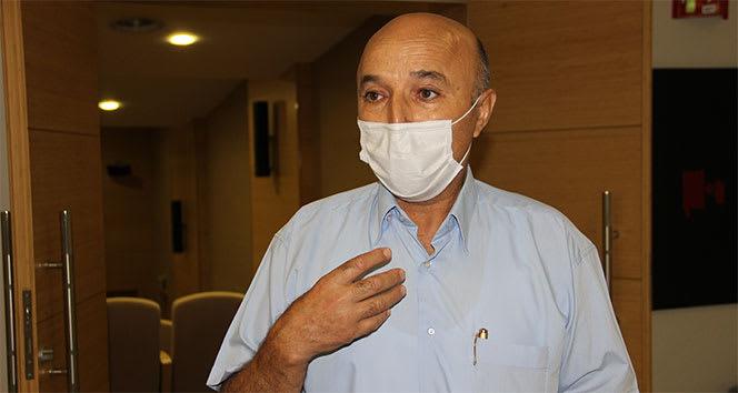 Eşiyle birlikte korona virüsü yendi vatandaşları uyardı