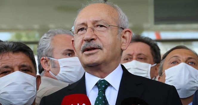 Kılıçdaroğlu 'Son derece mutluyuz' diyerek Böcek'in son durumunu açıkladı