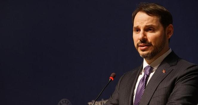 Bakan Albayrak: 'Pandemiden 'en az etkilenecek 3'üncü ülkeyiz'