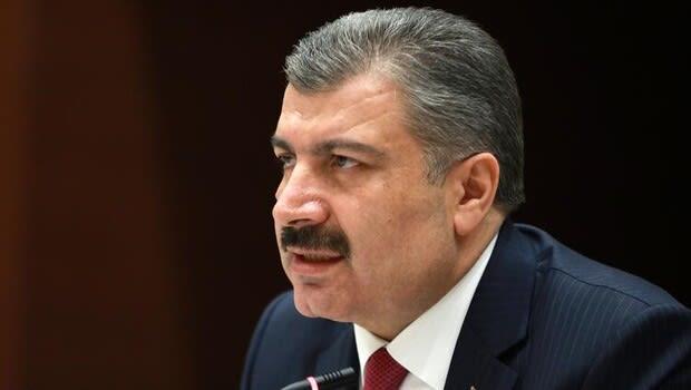 Sağlık Bakanı Koca, Ege Bölgesi illeriyle konferans gerçekleştirdi