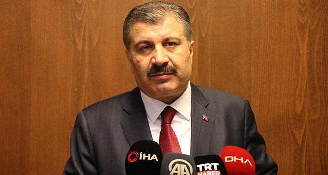 Sağlık Bakanı Koca: 'Vaka artış hızımız kontrol altına alındı'