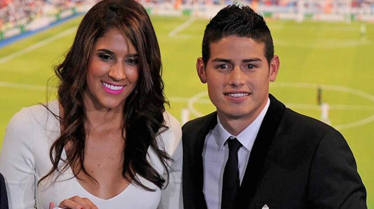 Daniela Ospina'dan sürpriz James Rodriguez açıklaması! İhanete rağmen…