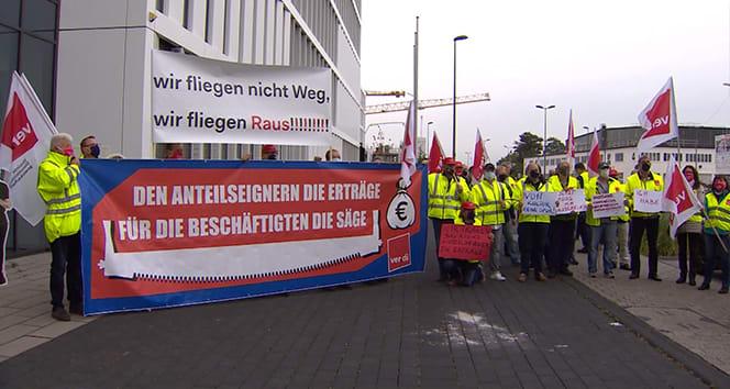 Almanya'da binlerce çalışan yarın 'uyarı grevine' gidiyor