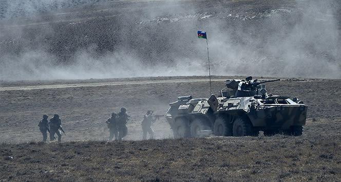Azerbaycan ordusu bazı köyleri işgalden kurtardı