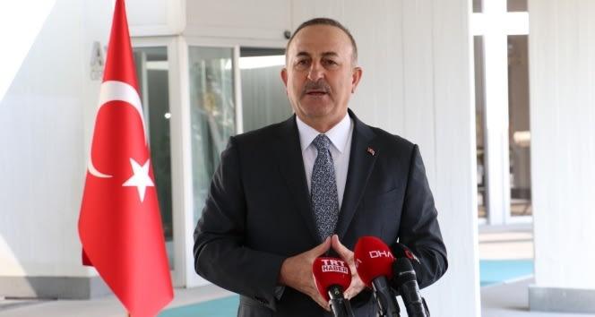 Bakan Çavuşoğlu: 'Söz konusu Azerbaycan olunca, işgalci Ermenistan'la bir tutuluyor'