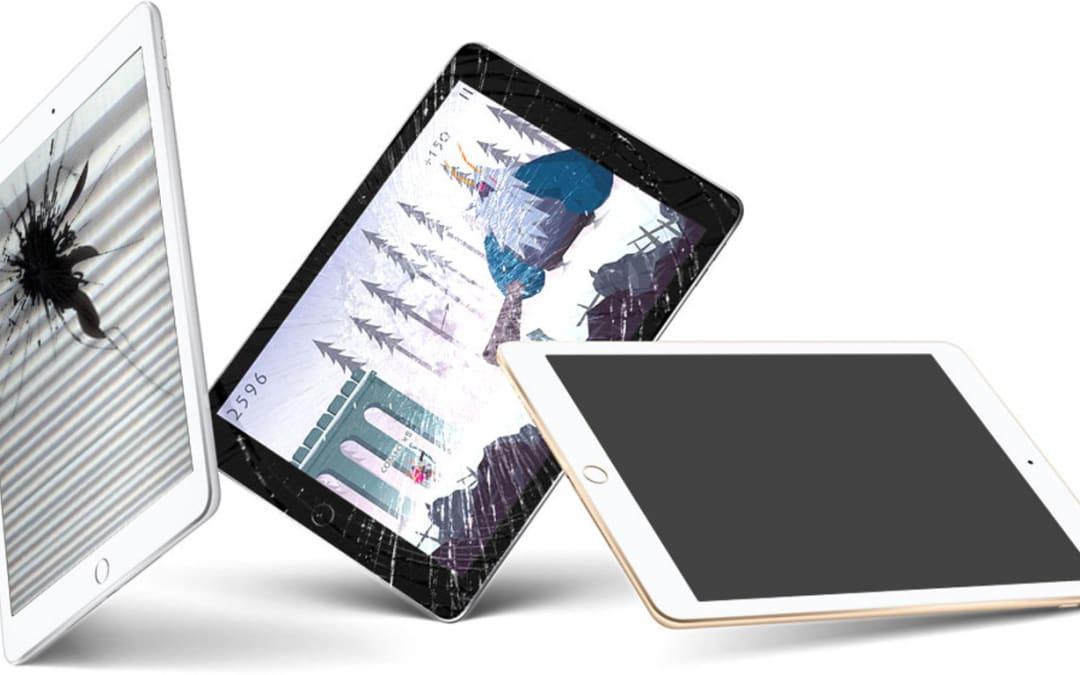 ipad 2 kirik ekran destekapple