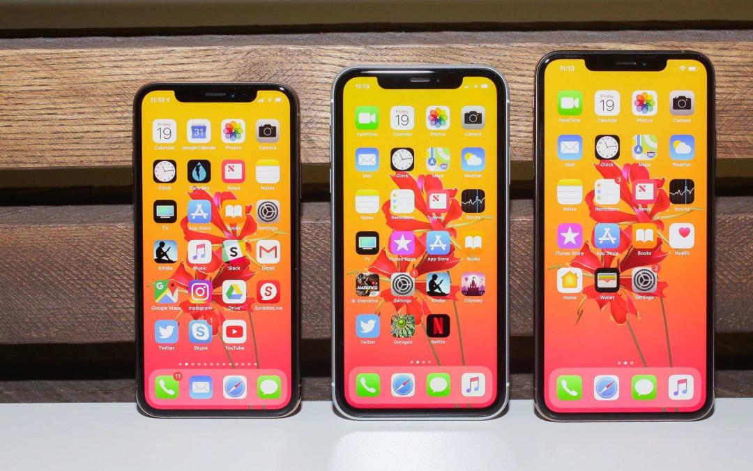 İlk Bakışta iPhone