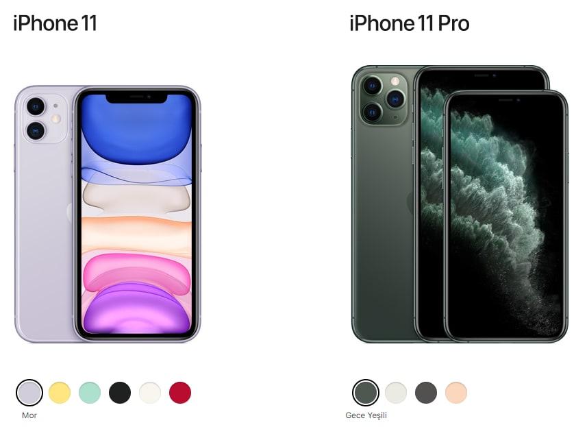 iPhone 11 mi, iPhone 11 Pro mu?