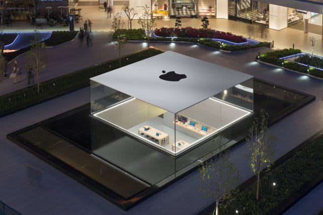 Bir Apple Store mağazası daha açılıyor!