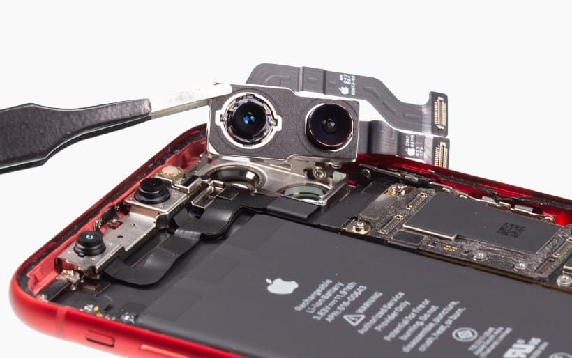 iPhone Ön Kamera Tamiri