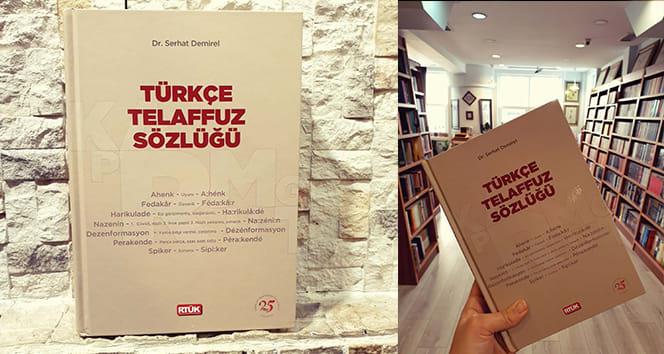 RTÜK Türkçe Telaffuz Sözlüğü hazırladı