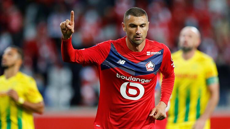 Burak Yılmaz ilk golünü attı Fransa'yı salladı! Yıldız golcü için olay yorumlar…