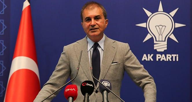 AK Parti Sözcüsü Çelik: 'Türkiye'nin sosyal bünyesine karşı kimse kışkırtıcılık yapamaz'