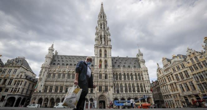 Belçika'da korona virüsten hayatını kaybedenlerin sayısı 10 bini aştı