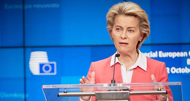 AB Komisyonu Başkanı von der Leyen karantinaya girdi