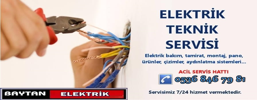 Baytan Elektrik – İstanbul Acil 7/24 Elektrikçi