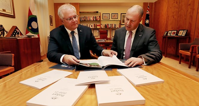 Avustralya'da ekonomik durgunluk ve bütçe açığı problemleri yaşanıyor