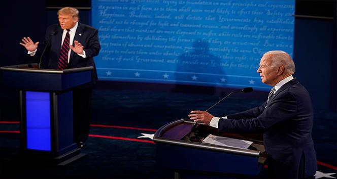 Trump, Biden ile 15 Ekim'deki canlı yayın tartışmasına katılmayı planlıyor