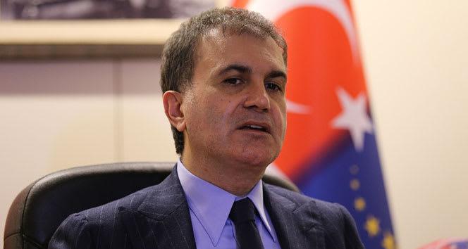 AK Partili Ömer Çelik'ten Macron'a tepki! 'Saygısızlık ve provokasyon'