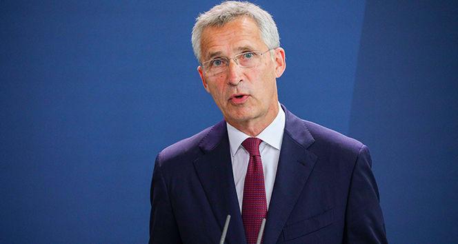 NATO Genel Sekreteri Stoltenberg, 'Amacımız Doğu Akdeniz'deki gerilimi düşürmek'