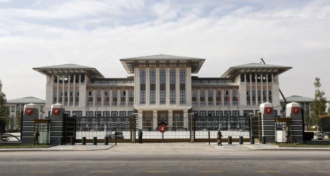 Kabine Toplantısı Cumhurbaşkanı Erdoğan başkanlığında başladı