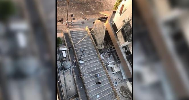 Beyrut'ta restoranda patlama: 1 ölü, 2 yaralı