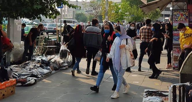 İran'da korona virüs kaynaklı ölü sayısında rekor