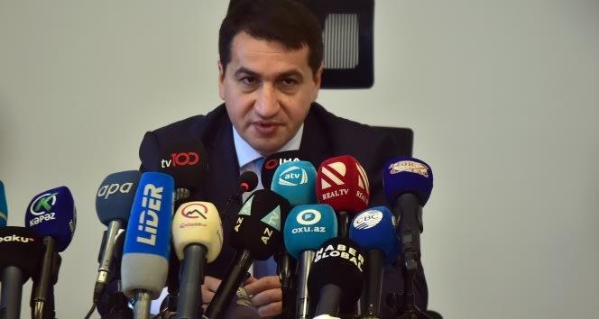 Azerbaycan Cumhurbaşkanı Yardımcısı Hacıyev: