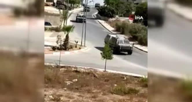 İsrail askerlerinden Filistin mülteci kampına baskın: 53 yaralı