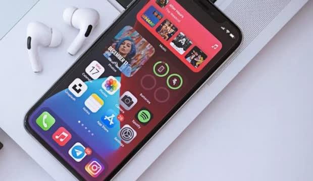Apple etkinliğin ardından güncelleme yayınladı: iOS 14.1