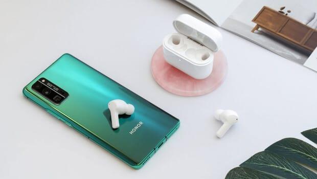 Honor True Wireless Earbuds tanıtıldı: İşte öne çıkan özellikleri