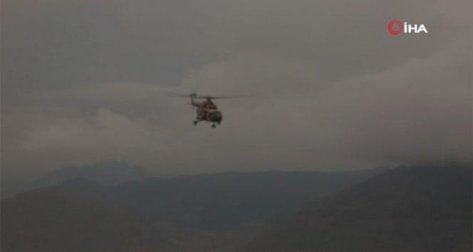 Afganistan'da 2 askeri helikopter çarpıştı: 9 ölü