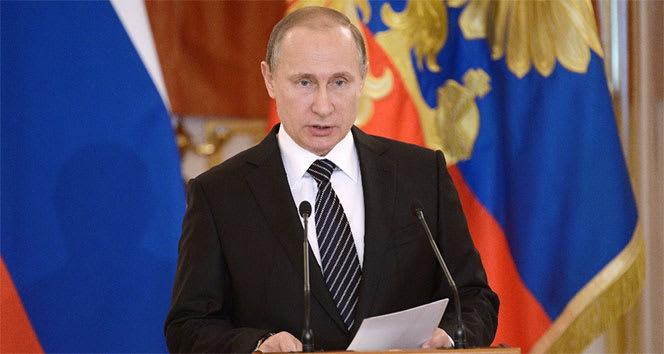 Rusya Devlet Başkanı Putin: 'İkinci Covid-19 aşısı tescil edildi'