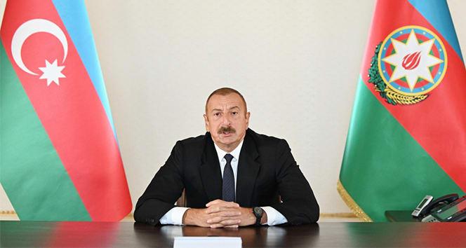 Aliyev: 'Türkiye'nin katılımı olmadan bölgedeki hiçbir sorun çözülemez'