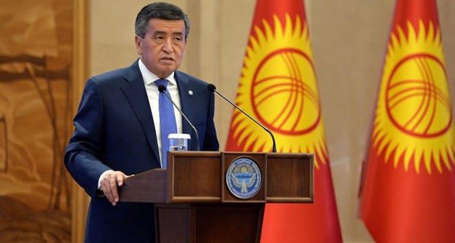 Kırgızistan'da Başbakan Caparov, Cumhurbaşkanlığı yetkilerini devraldı