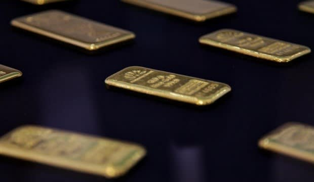 Gram altın 487 lira seviyelerinde