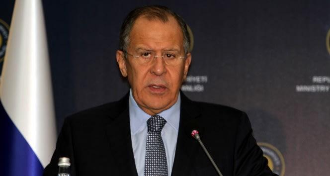Lavrov ile BM'nin Libya Hususi Temsilcisi ülkedeki petrol durumunu görüştü