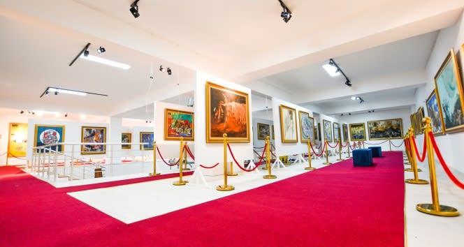 Kıbrıs Çağıl Sanat Müzesi, Sanat Zamanı yüksek lisans bursu verecek