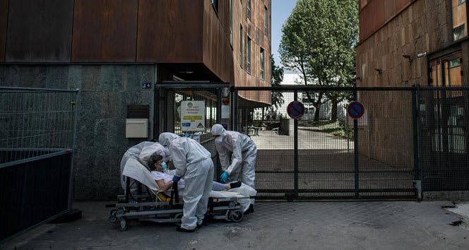 Covid-19 Fransa'da 1 milyon kişiyi yoksulluk sınırının altında bıraktı