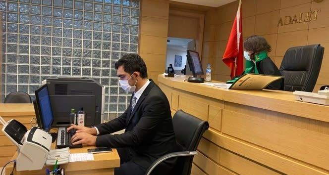 Anadolu Hakkaniyet Sarayı'nda ilk 'e-duruşma' yapılmış oldu